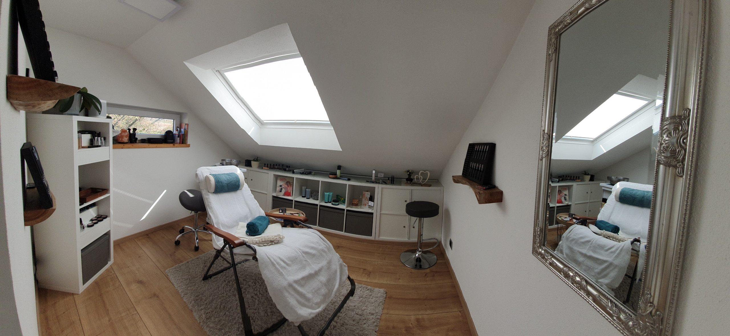 hautpsychologie lombagine studio in losaurach für skincare beratung und pflegeanwendungen